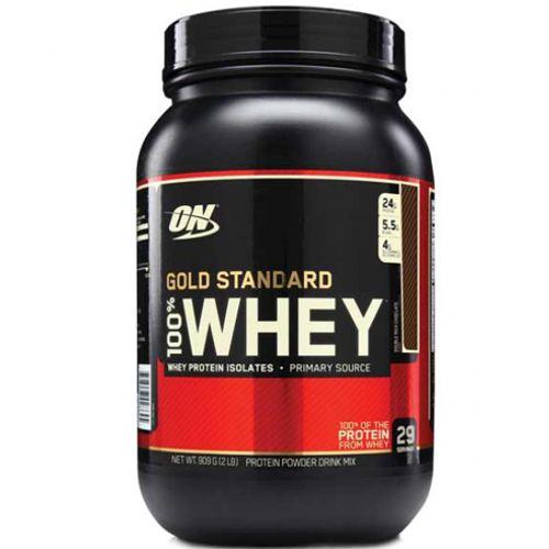 Whey Gold Standard 900g - Optimum Nutrition