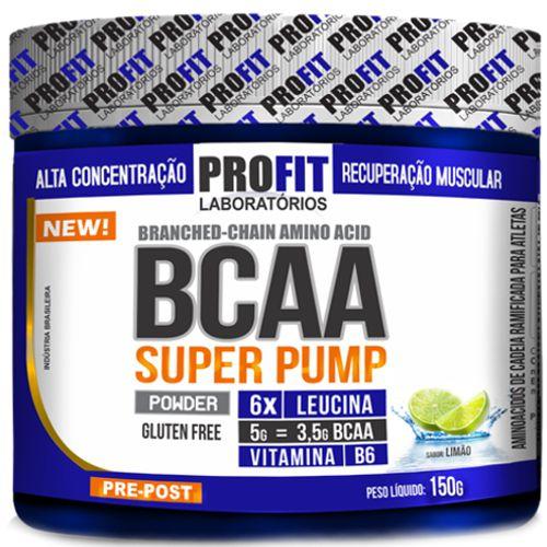 Bcaa Super Pump 150g - Profit