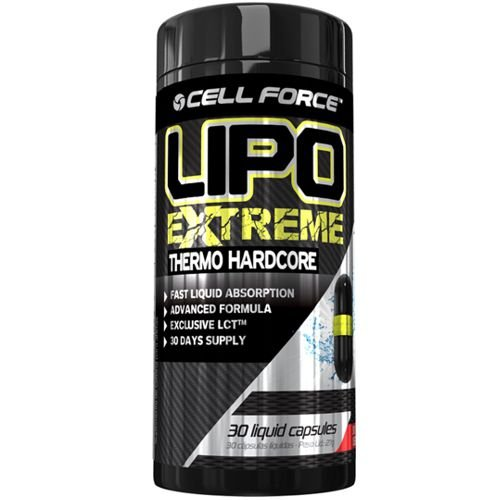 Lipo Extreme 30caps - Cell Force