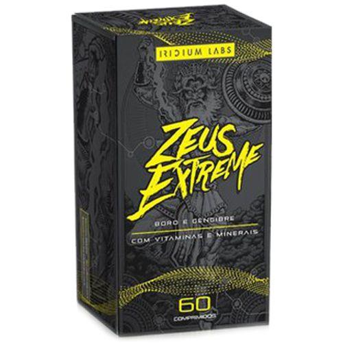 Zeus Extreme 60caps - Iridium Labs