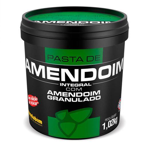 Pasta de Amendoim Com Granulado 1kg - Mandubim