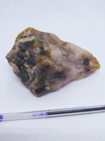 Pedra Bruta de Super Seven - Pedra Rara e descoberta recentemente - New Age 763 Gramas
