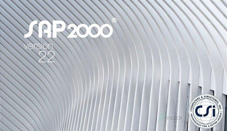 CSI SAP 2000 Versão 23