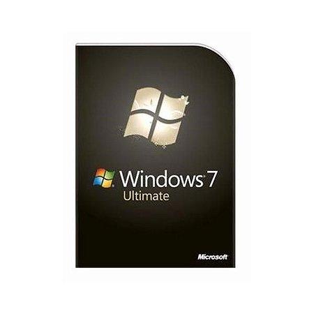 MICROSOFT WINDOWS 7 ULTIMATE - 32 / 64 BITS - (DOWNLOAD) + NOTA FISCAL
