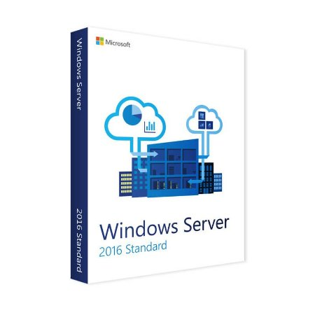 MICROSOFT WINDOWS SERVER 2016 STANDARD PORTUGUÊS (PT-BR)