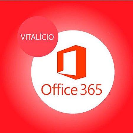 MICROSOFT OFFICE 365 2020 VITALÍCIO – 5 LICENÇAS (PC, MAC, ANDROID OU IOS) + 1 TB DE HD VIRTUAL + NOTA FISCAL - DOWNLOAD