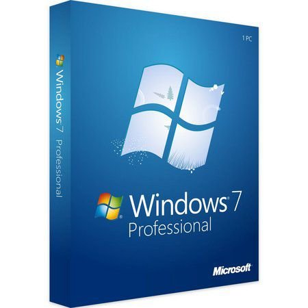 MICROSOFT WINDOWS 7 PROFESSIONAL - 32 / 64 BITS - (DOWNLOAD) + NOTA FISCAL