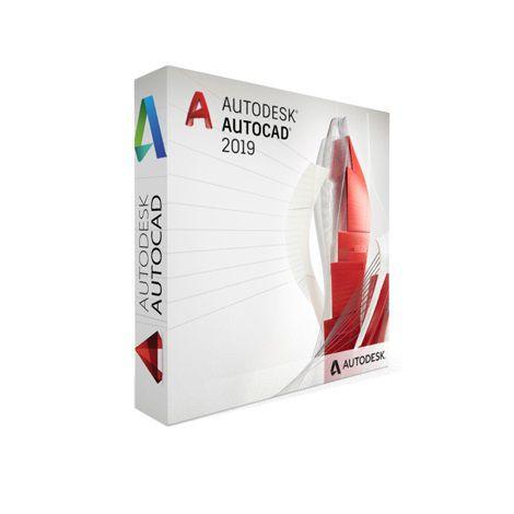 Autodesk AutoCAD® 2019 licença 3 anos com NF-e (Download)