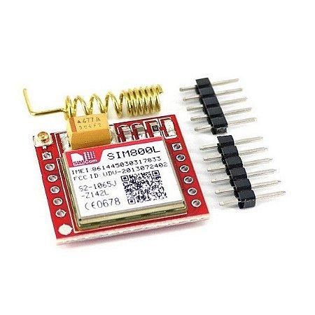 Módulo GSM GPRS SIM800L