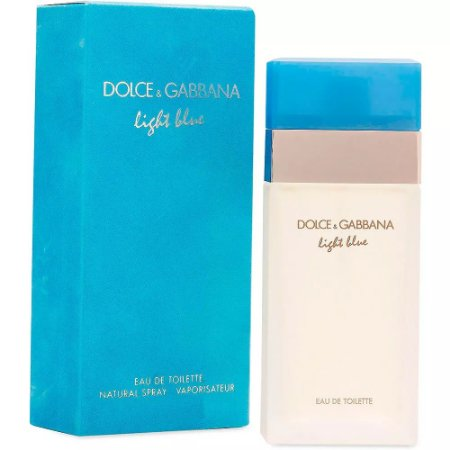 Decant - Perfume Light Blue Eau de Toilette by Dolce & Gabbana