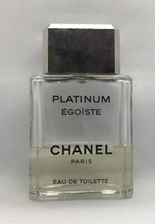 Platinum Egoíste by Chanel  - TESTER - Com 35 ml