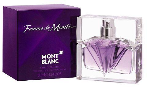 Perfume Femme Eau de Toilette by Mont Blanc - Decant