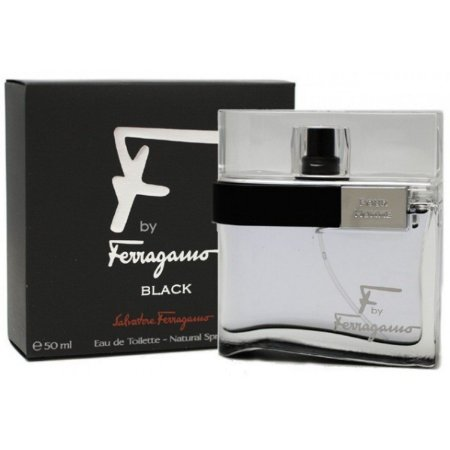 Decant - Perfume F by Ferragamo Black Eau de Toilette by Salvatore Ferragamo