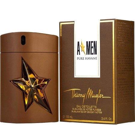 Pure Havane EDT by Thierry Mugler - Decant