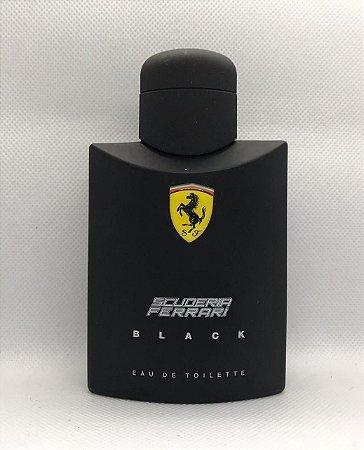 Scuderia Ferrari Black - TESTER - S/ CAIXA - Com 20 ml