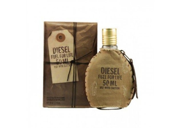 Diesel Fuel for Life - Decant
