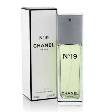 Chanel Nº 19 EDT - Decant