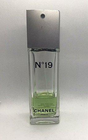 Chanel Nº 19 EDT - TESTER - S/ CAIXA - Com 20 ml