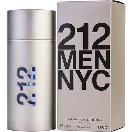 212 Men NYC by Carolina Herrera - Decant