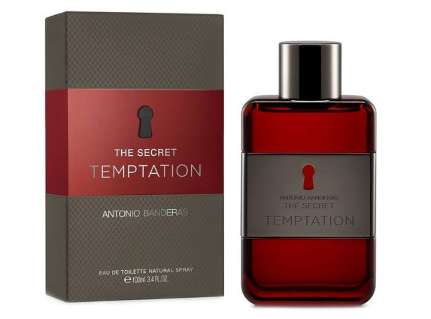 The Secret Temptation by Antonio Banderas - Decant