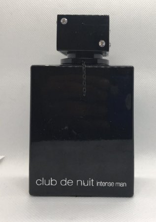 Club de Nuit Intense Armaf EDT - S/ CAIXA - Com 22 ml