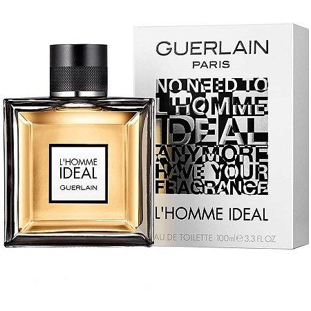 Guerlain L'homme Ideal EDT by Guerlain - Decant