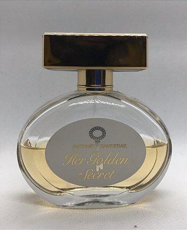 kit Her Golden Secret  30ml + Her Secret Desire by Antonio Banderas 32ml - S/CAIXA