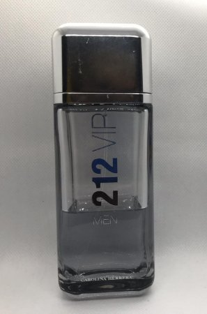 Carolina Herrera 212 Vip Men - Com 80 ml(Frasco de 200 ML)