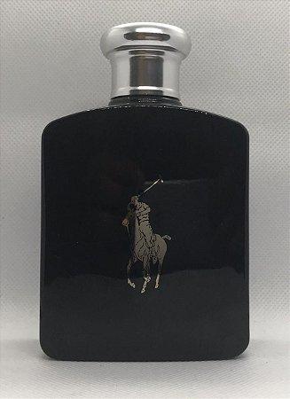 Polo Black by Ralph Lauren - TESTER - Com 100 ml (Frasco de 125 ml)
