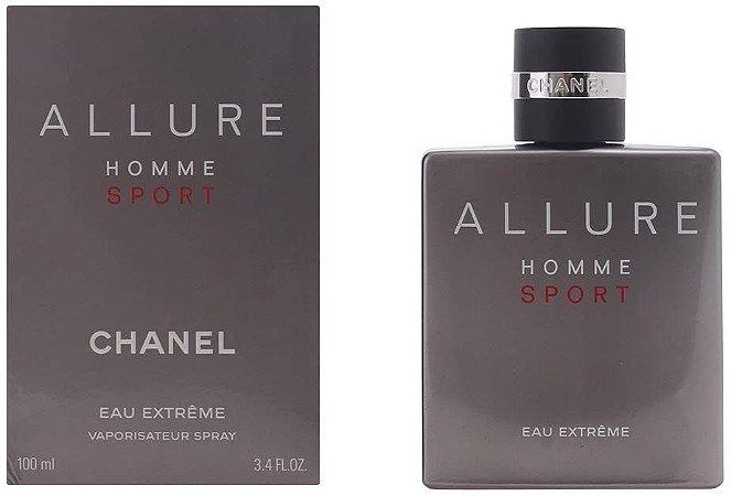 Allure Homme Sport Eau Extreme by Chanel 100ml - Lacrado