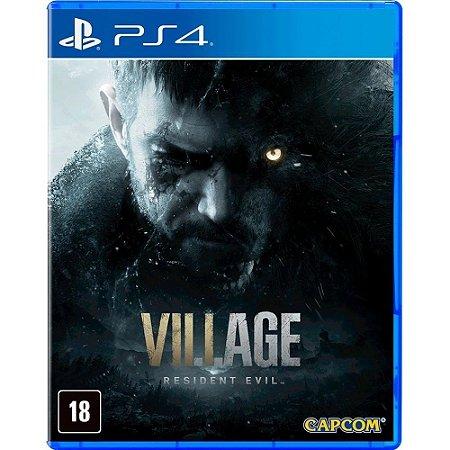 Game Resident Evil Village Br - PS4