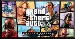 Gift Card Digital Grand Theft Auto V: Premium Online Edition