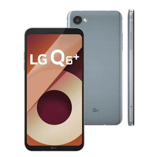 Smartphone LG Q6+ Dual Chip Android 7.0 Tela 5.5