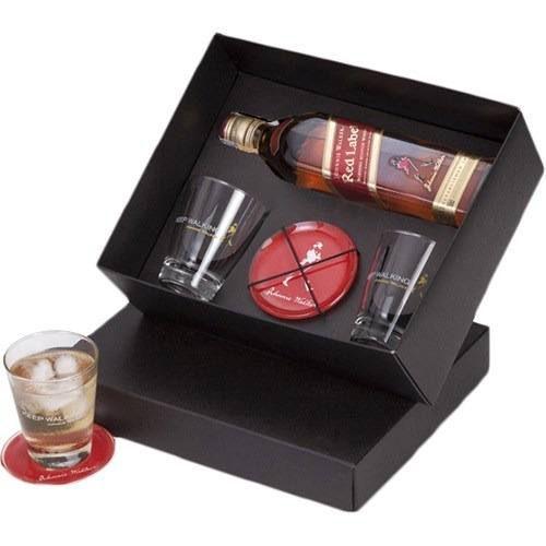 Kit Whisky Johnnie Walker Red Label