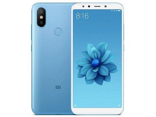 Smartphone Xiaomi Mi A2 MiA2 Lançamento Snapdragon 660 Camera Frontal 20MP