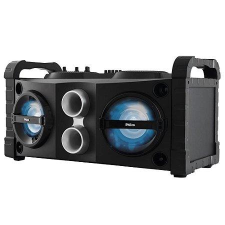 Caixa Acústica Philco PCX7000 com Bluetooth, Entrada USB e Rádio FM - 150W