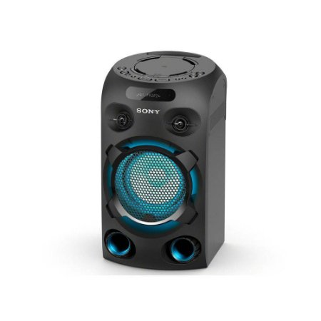 Mini System Sony Torre de Som MHC-V02 Bluetooth MP3 USB
