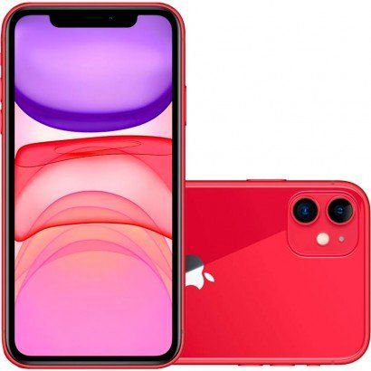 Smartphone Apple iPhone 11 - 128GB  - 4GB RAM - Desbloqueado