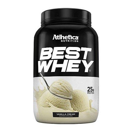 Best Whey - Sabor Baunilha - Atlhetica Nutrition 900g