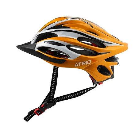 Capacete Atrio para Ciclismo inmold com LED Traseiro