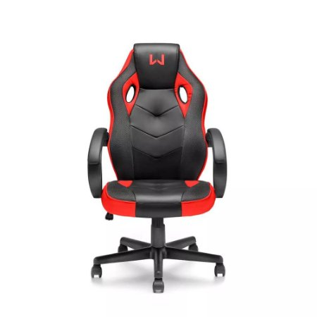 Cadeira Gamer Vermelho Warrior - GA162