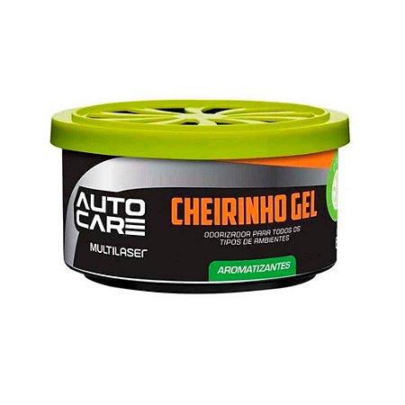 Aromatizante Gel Autocare Citrus 60G Pote - AU439