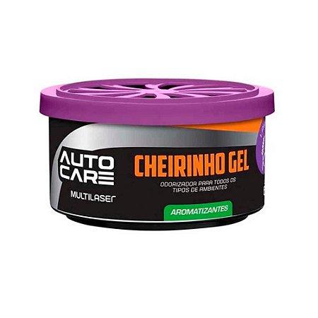 Aromatizante Gel Autocare Lavanda 60G Pote - AU442