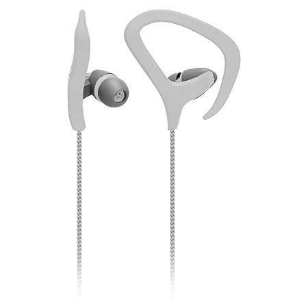 Fone de Ouvido Auricular Fitness Branco Multilaser - PH168