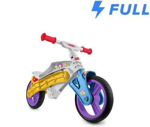 Bicicleta de equilíbrio para crianças - Fisher Price