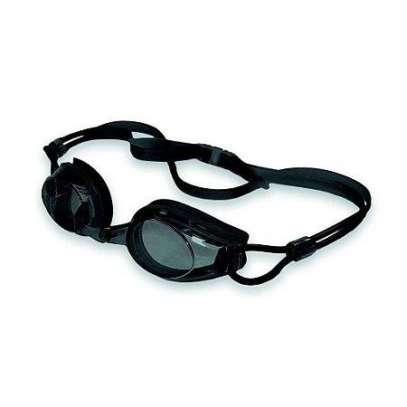 Óculos de Natação Marlin PRO - OCP-200 - Preto - Muvin