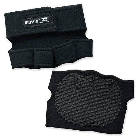 Luva de Musculação L600 Neo – LVA-700 - P - Preto - Muvi