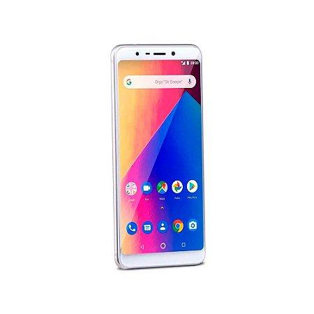 Smartphone Multilaser Ms60X Plus 2Gb Ram 16Gb Tela 5,7 Polegadas - DOURADO