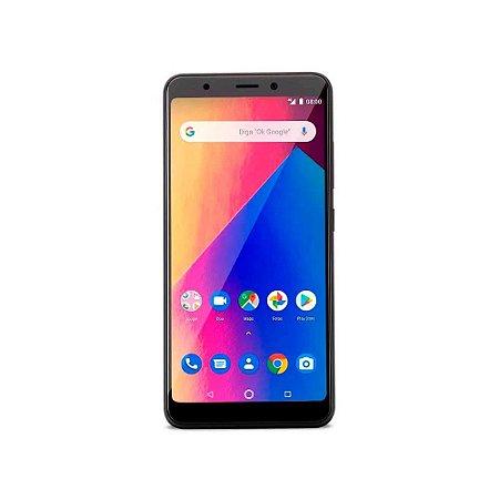 Smartphone Multilaser Ms60X Plus 2Gb Ram 16Gb Tela 5,7 Polegadas - PRETO