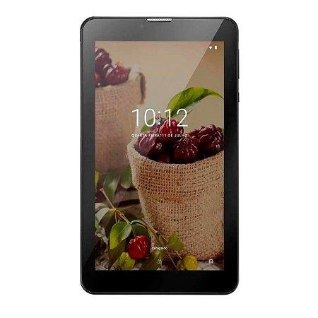 Tablet Multilaser M7 3G Plus Sênior 1Gb Ram Câmera 2.0